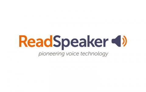 ReadSpeaker Logo