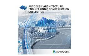 Autodesk Architecture, Engineering and Construction Collection 1-Year Subscription