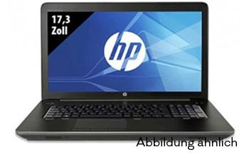 HP ZBook 17 G3 / 8GB RAM / 256GB SSD