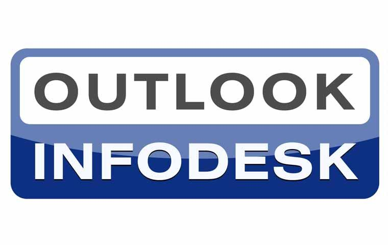 OUTLOOK INFODESK Plan F6