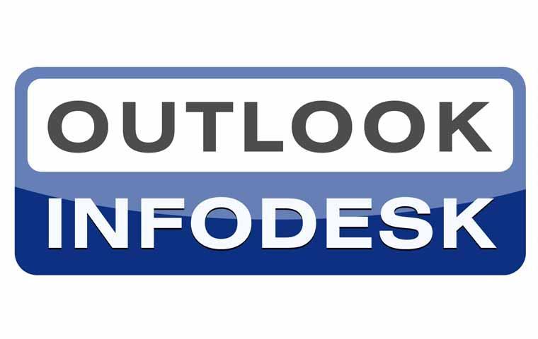 OUTLOOK INFODESK Plan F1