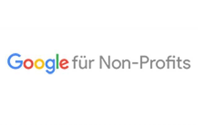Google für Non-Profits
